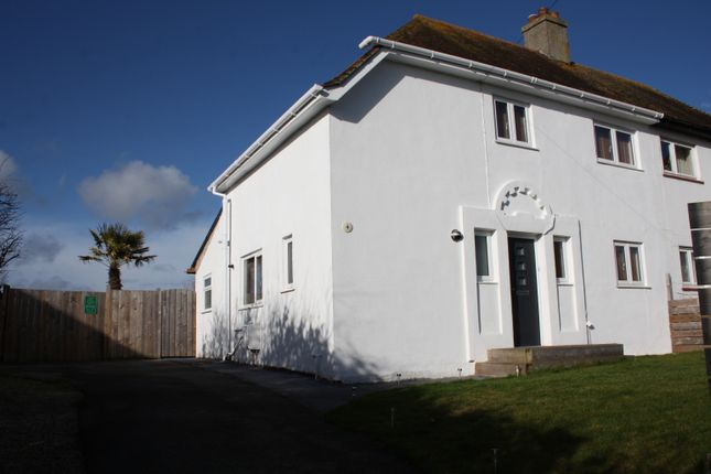 Thumbnail Semi-detached house for sale in Westfield, Glue Hill, Sturminster Newton