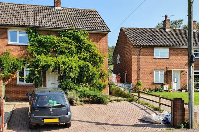 Thumbnail End terrace house for sale in Pitman Place, Wotton Under Edge, Gloucestershire