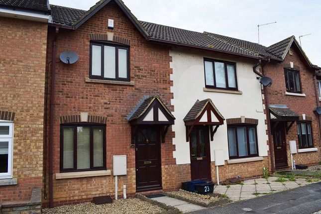 Thumbnail Terraced house to rent in Kingsmead, Northampton