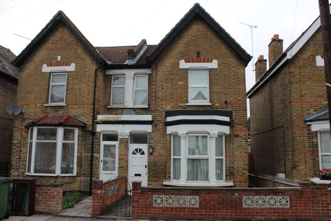 Thumbnail Semi-detached house for sale in Abbey Grove, Abbey Wood, London