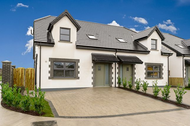 Thumbnail Semi-detached house for sale in House Type D, An Rian, Termonfeckin Road, Drogheda, Louth