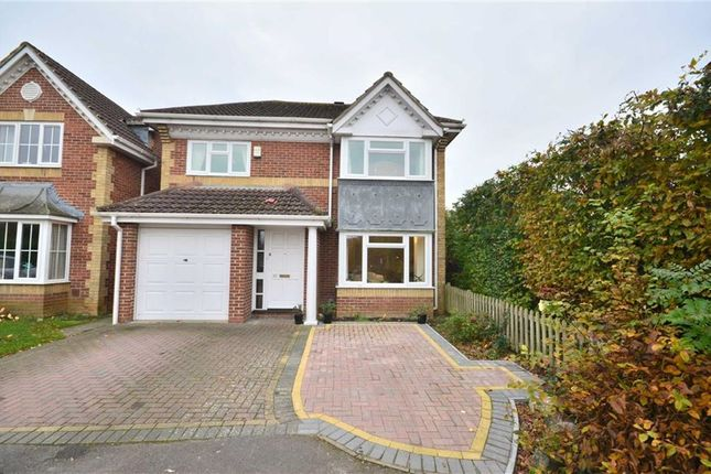 Thumbnail Detached house for sale in Friary Road, Abbeymead, Gloucester