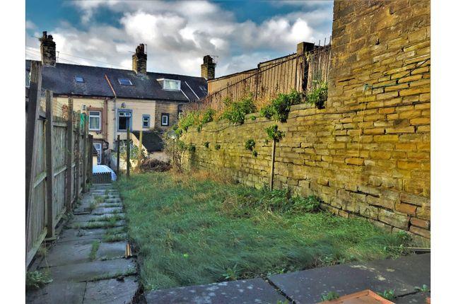 Rear Garden of Exmouth Place, Bradford BD3