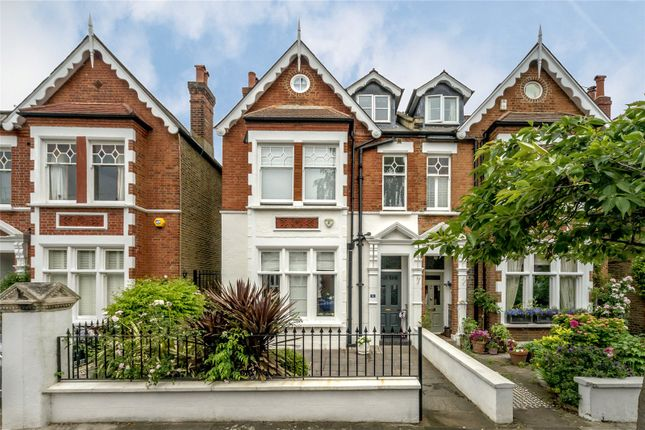 6 bed semi-detached house for sale in Priory Road, Kew, Surrey TW9