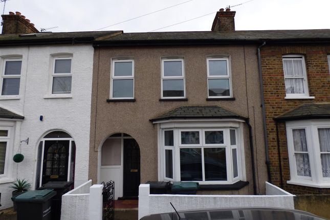 Thumbnail Terraced house for sale in Coombe Road, Gravesend, Kent