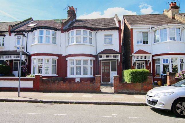 Thumbnail End terrace house for sale in Dewsbury Road, London