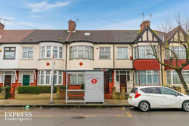 Thumbnail Terraced house for sale in Perth Road, London