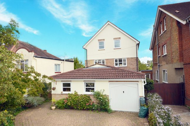 Thumbnail Detached house for sale in Presburg Road, New Malden