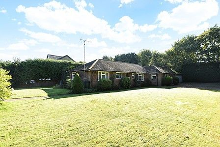 Thumbnail Detached house to rent in Vermont, Upper Moors Road, Colden Common