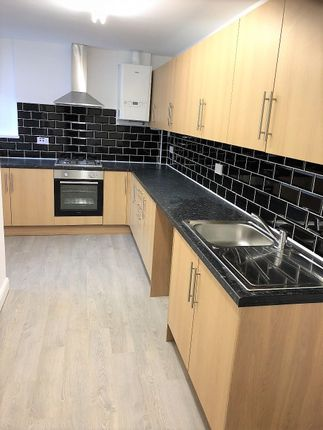 Thumbnail Flat to rent in Victoria Street, Mexborough, South Yorkshire
