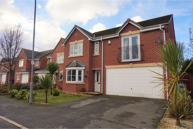Thumbnail Detached house for sale in Papillon Drive, Liverpool
