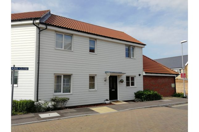 Terraced house for sale in Markhams Close, Laindon