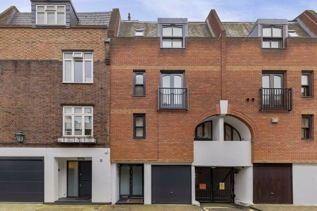 St. James's Terrace Mews, London NW8
