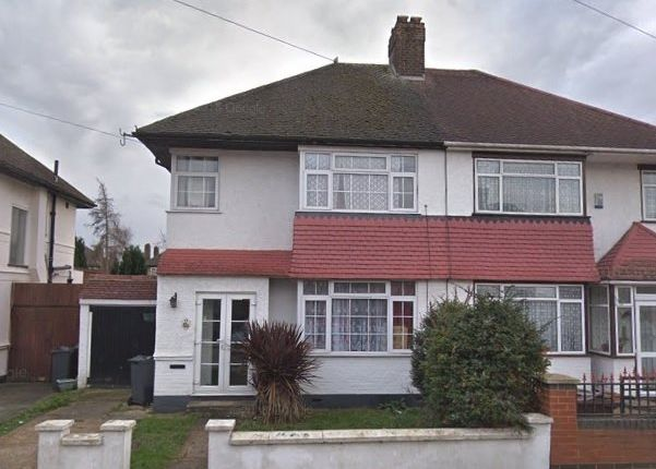 Thumbnail Semi-detached house to rent in Crosslands Avenue, Southall