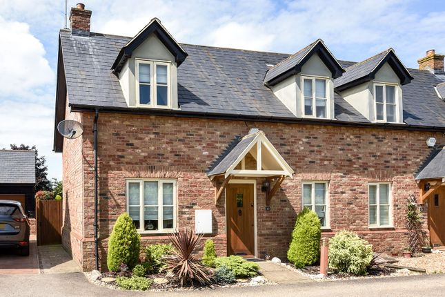 Thumbnail Semi-detached house for sale in Eaton Mews, Greenfield
