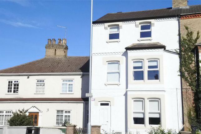 Thumbnail Town house for sale in Lincoln Road, Peterborough, Cambridgeshire
