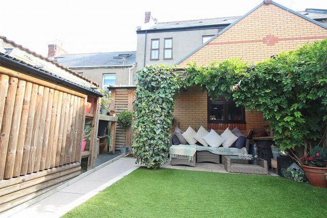 Thumbnail Semi-detached house to rent in Grosvenor Street, Barnstaple