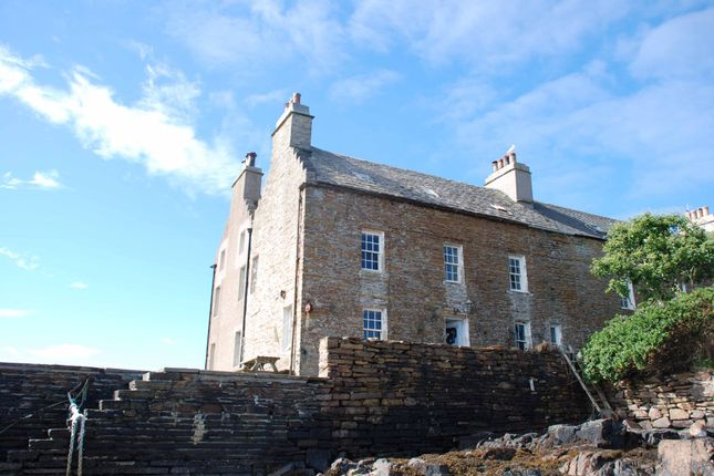 Thumbnail Town house for sale in Ness Road, Stromness