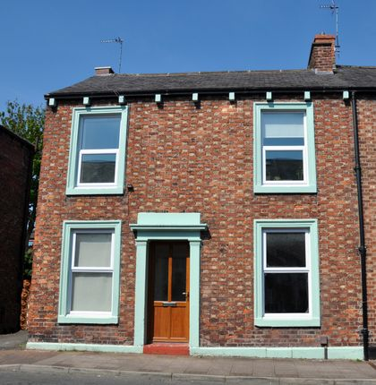 Thumbnail End terrace house to rent in Eden Street, Carlisle