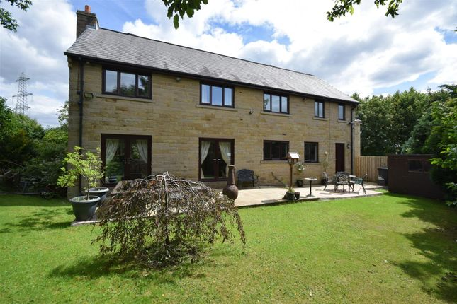 Thumbnail Detached house for sale in Cobblestones, 94 Hoults Lane, Greetland