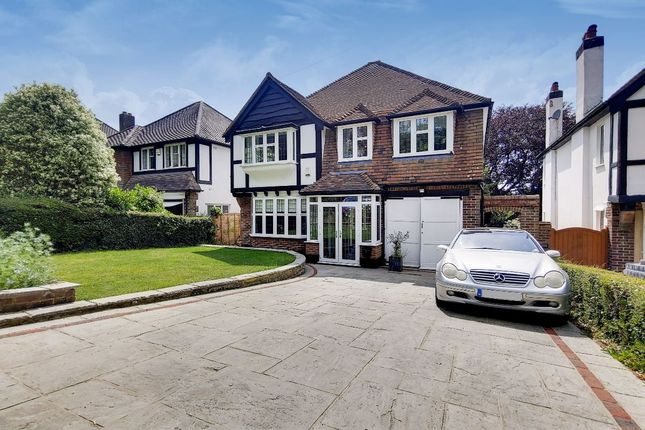 Thumbnail Detached house for sale in Coulsdon Court Road, Coulsdon