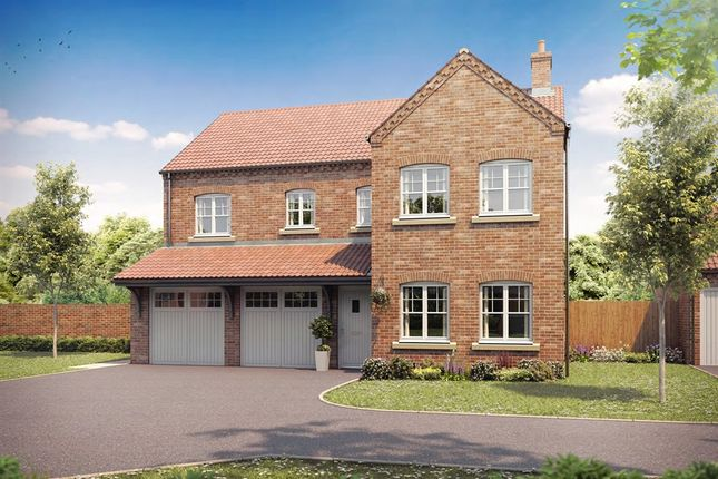 "Thumbnail Detached house for sale in ""The Terrington"" at Fordlands Road, Fulford, York"