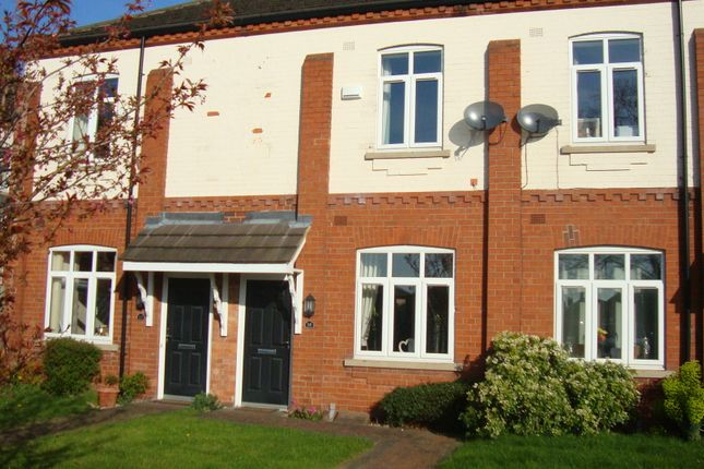 Thumbnail Town house to rent in Oatfield Close, Scartho