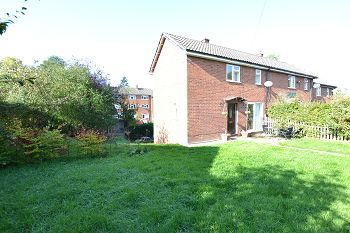 Thumbnail End terrace house for sale in Delamere Drive, Macclesfield, Cheshire