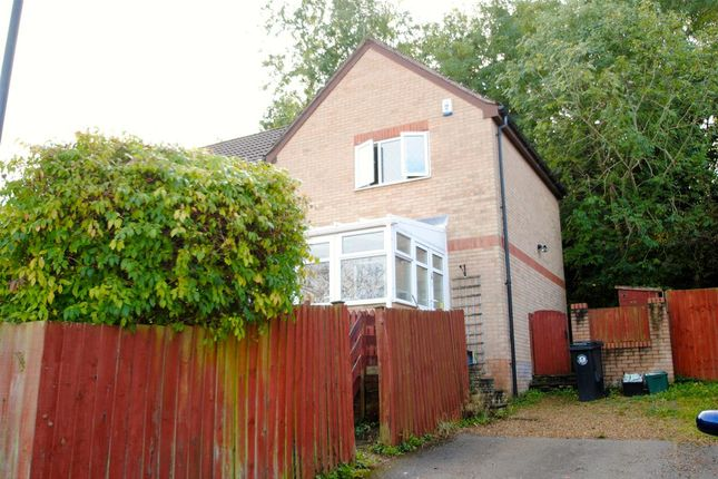 2 bed semi-detached house to rent in Forest Drive, Brentry, Bristol BS10