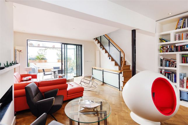 Thumbnail Terraced house to rent in Fournier Street, London