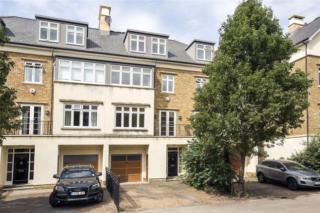 Thumbnail Terraced house to rent in Whitcome Mews, Kew, Richmond, Surrey