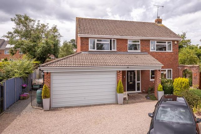 Thumbnail Detached house for sale in Mark Close, Malvern, Worcestershire