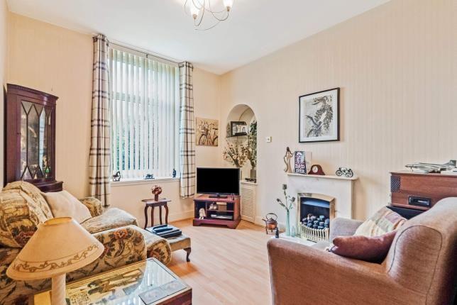 Lounge of Boyd Street, Largs, North Ayrshire, Scotland KA30
