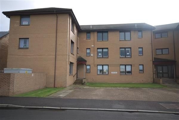 Thumbnail Flat for sale in Westfield Court, Melbourne Road, Saltcoats