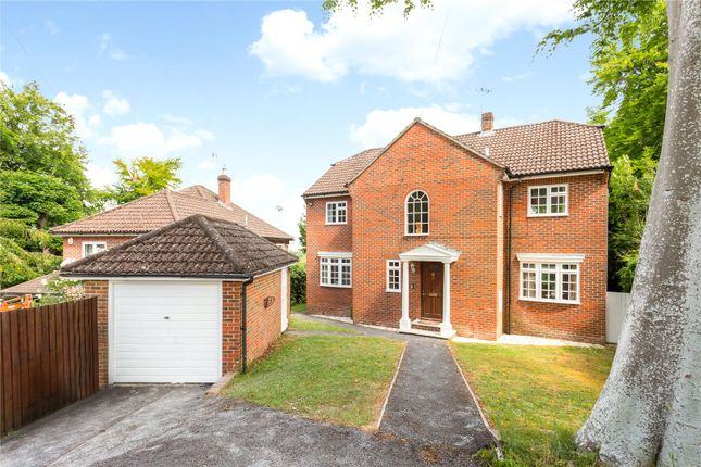 Thumbnail Detached house for sale in Radcliffe Road, Harnham, Salisbury, Wiltshire