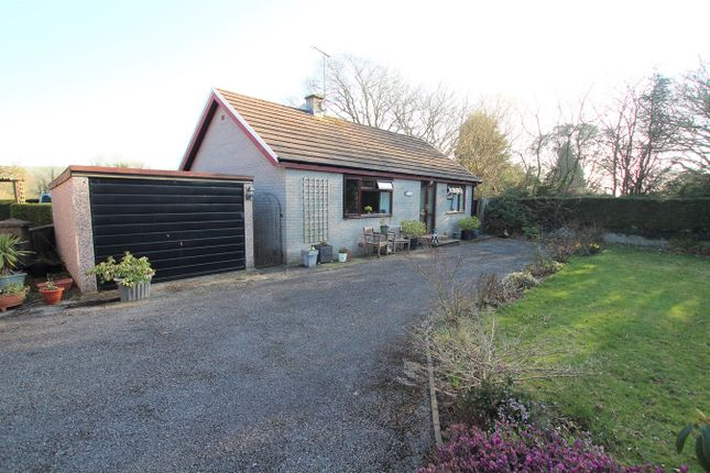 Thumbnail Detached bungalow for sale in Cilcennin, Nr. Aberaeron