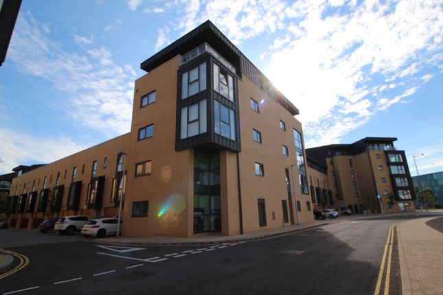 Thumbnail Flat for sale in Empire Way, Cardiff Bay