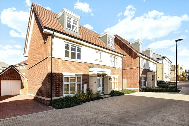 Thumbnail Detached house for sale in Truesdales, Ickenham, Uxbridge, Middlesex