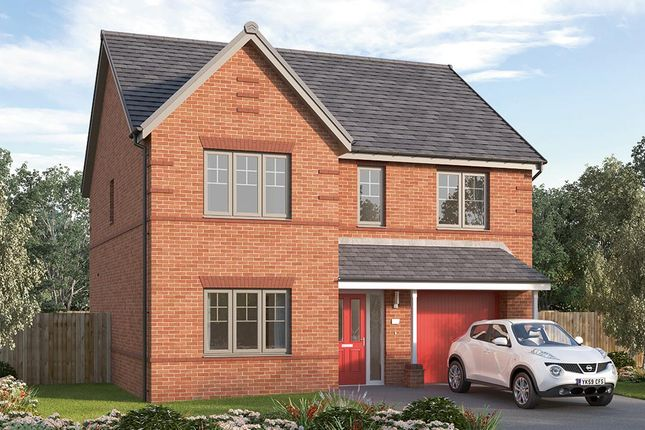 """Thumbnail Detached house for sale in """"The Sudbury"""" at Heath Lane, Earl Shilton, Leicester"""
