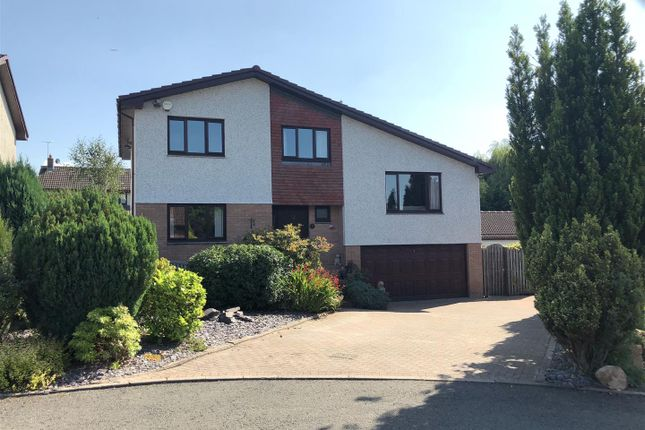 Thumbnail Detached house for sale in Lytham Meadows, Bothwell, Glasgow
