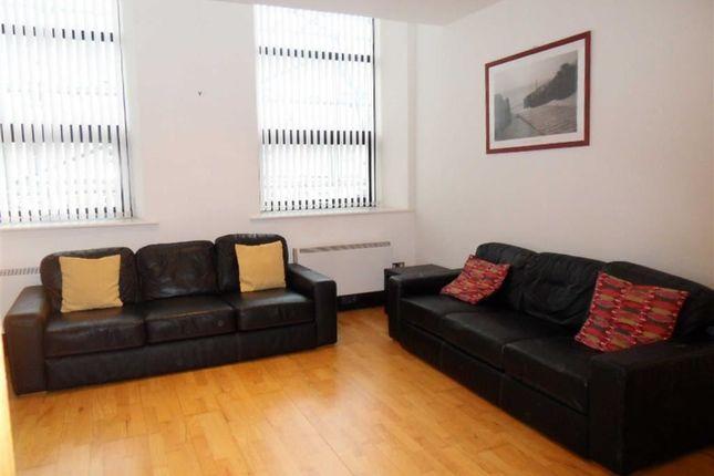 Lounge of Cavendish Court, Drighlinton, West Yorkshire BD11