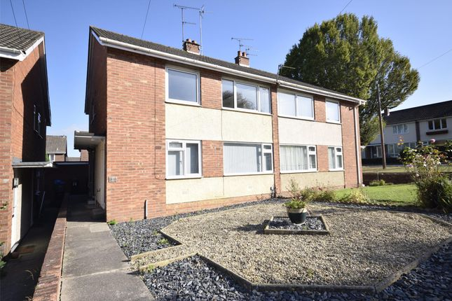 Thumbnail Flat to rent in Rubens Close, Keynsham, Bristol