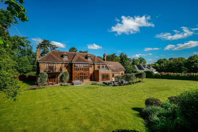 Thumbnail Detached house for sale in Guildford Road, Fetcham, Surrey