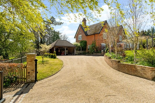Thumbnail Detached house to rent in Castle Hill, Crowborough