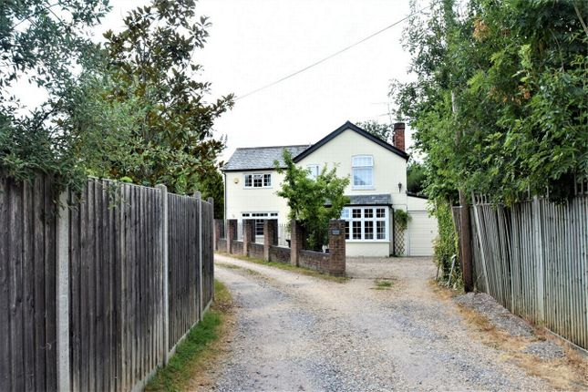 Thumbnail Detached house for sale in Updown Hill, Windlesham, Surrey