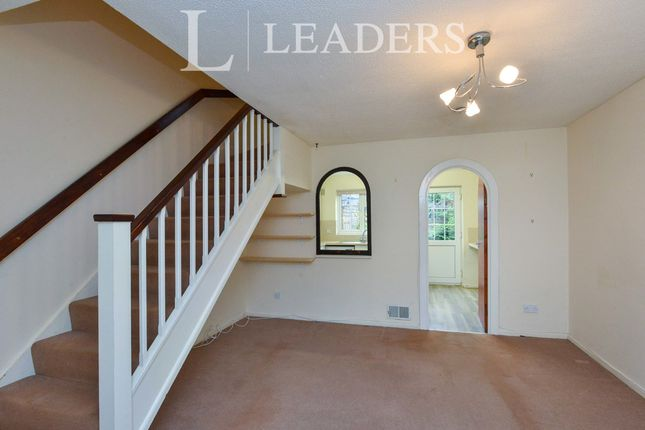 2 bed terraced house to rent in Bodenham Close, Buckingham MK18