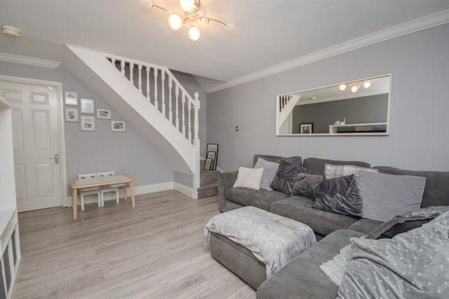 Living Room of Ashcombe Crescent, Warmley, Bristol BS30