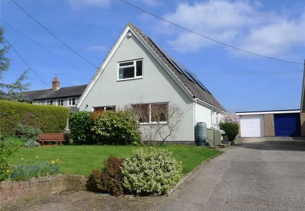 Thumbnail Detached house for sale in Taylors Farm Road, Kedington, Haverhill, Suffolk