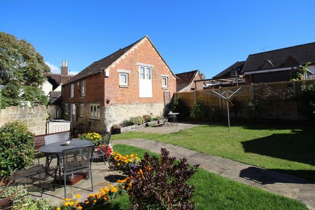 Thumbnail End terrace house for sale in The Causeway, Chippenham