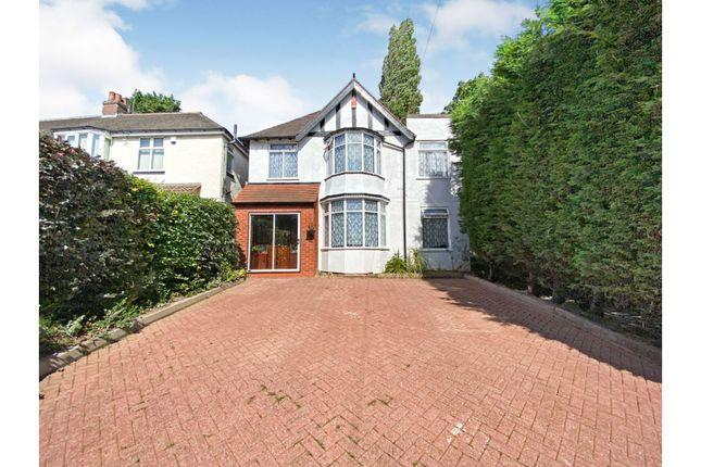 Thumbnail Detached house for sale in Court Lane, Birmingham